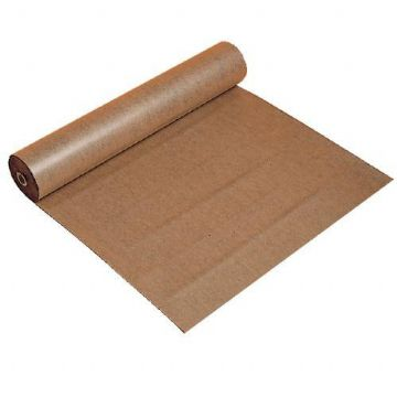 Polythene Coated Kraft Paper 85gsm<br>Size: 900mm x 100m<br>Pack of 1